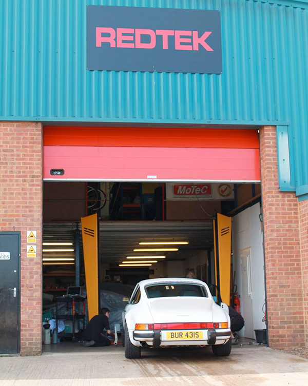 Redtek Brackley, Northants