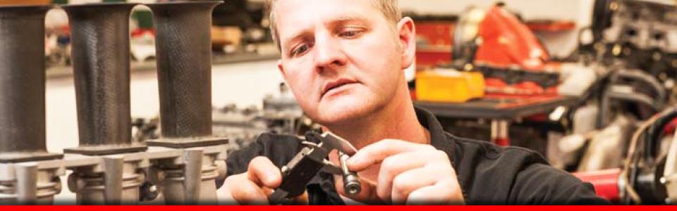 Nick Fulljames Porsche engine expert